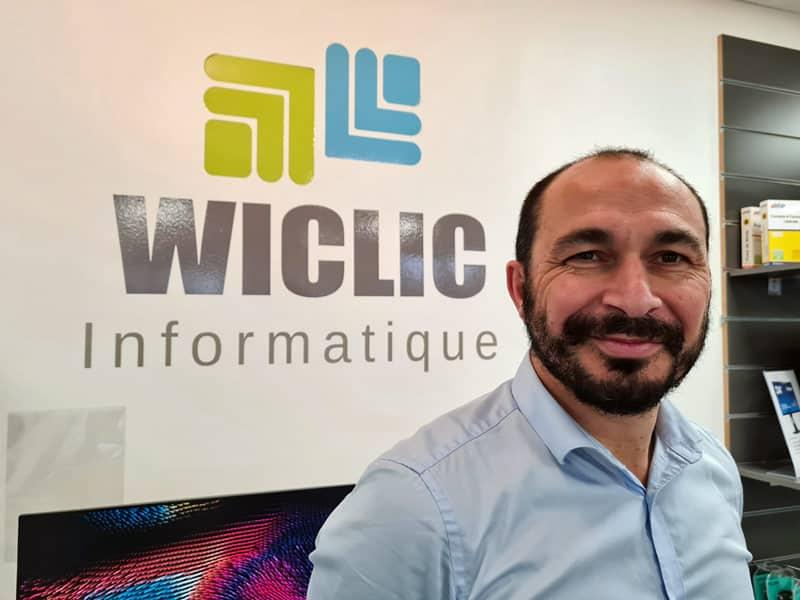 Présentation de Wiclic par son créateur, Cyrille Bertrand