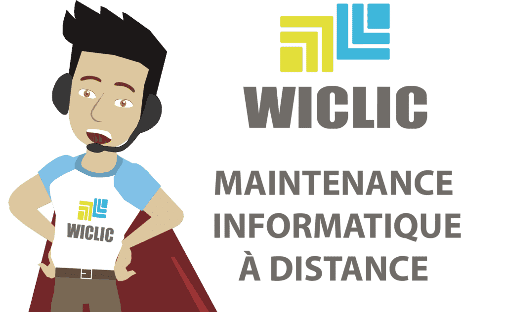 Wiclic maintenance informatique