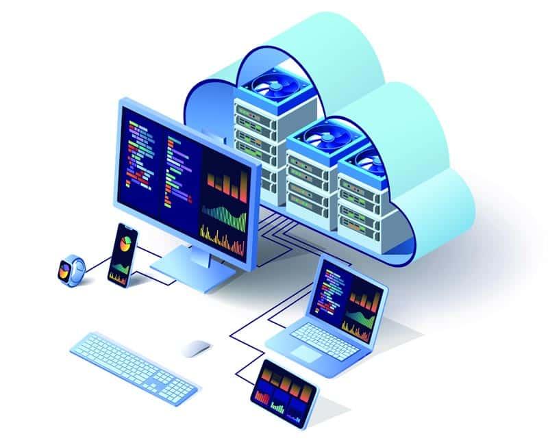 Sauvegarde de données externalisée
