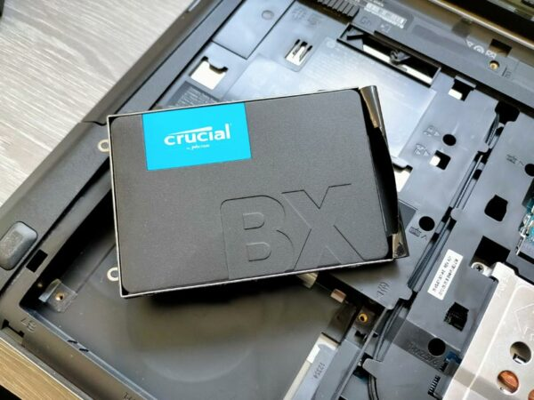 Nouveau disque SSD