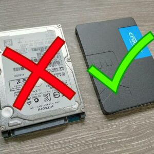 Remplacement disque dur par un SSD