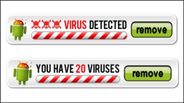alerte faux antivirus