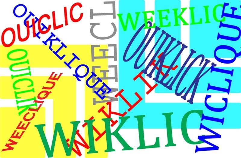 Wiclic Ouiclic Weeclic