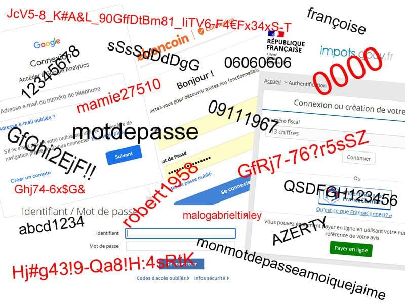 Les 4 règles d'or du bon mot de passe : Choisir, Tester, Enregistrer et Sécuriser